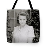 Actress Helena Bonham Carter  Tote Bag