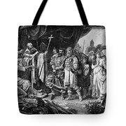 Henry I (876-936) Tote Bag