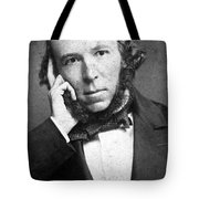 Herbert Spencer, English Polymath Tote Bag