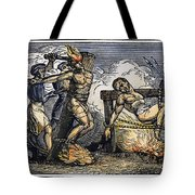 Heresy: Torture, C1550 Tote Bag
