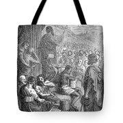 Herodotus (c484-c425 B.c.) Tote Bag