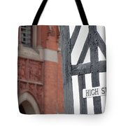 High Street Tote Bag