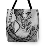 Hipparchus, Greek Astronomer Tote Bag