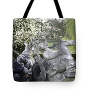 Hippocampus Tote Bag