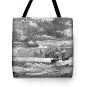 Hms Challenger, 1872-76 Tote Bag