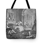 Hogarth: Marriage Tote Bag