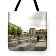 Holocaust Memorial - Berlin Tote Bag