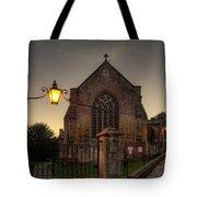 Holy Trinity Church Bradford On Avon England Tote Bag