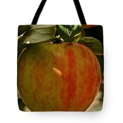 Honey Crisp Tote Bag