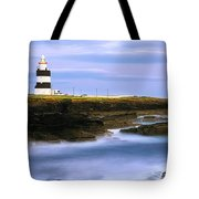 Hook Head Lighthouse, Co Wexford Tote Bag