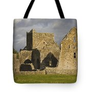 Hore Abbey, Cashel, County Tipperary Tote Bag