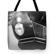 Hot Rod Grill Tote Bag