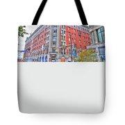 Hotel Lafayette  Tote Bag