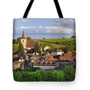 Hunawihr Alsace Tote Bag by Brian Jannsen