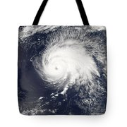 Hurricane Gordon Tote Bag