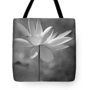 I Love Lotus Tote Bag