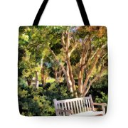 I Waited For You Today Tote Bag