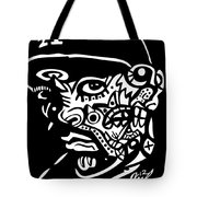 Ice-t Tote Bag