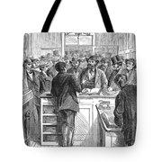 Immigration: Citizenship Tote Bag
