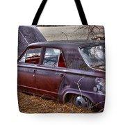 In The Hood Tote Bag