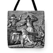 Ireland: Cruelties, C1600 Tote Bag