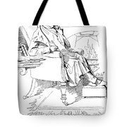 Isaac Disraeli (1766-1848) Tote Bag