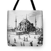 Istanbul: Hagia Sophia Tote Bag