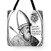 Ivan Iv Vasilevich (1530-1584) Tote Bag
