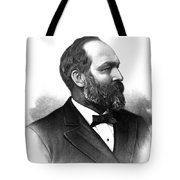 James A. Garfield, 20th American Tote Bag