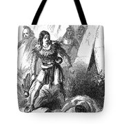 James P. Beckwourth Tote Bag