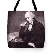 James Watt, Scottish Inventor Tote Bag