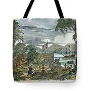 Jamestown Tote Bag