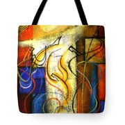 Jazz-funk Tote Bag