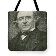 Jean Baptiste Dumas, French Chemist Tote Bag