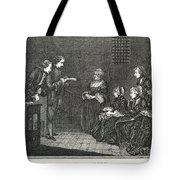 Jean Calas (1698-1762) Tote Bag