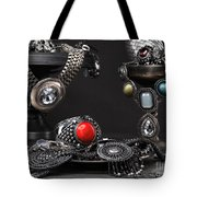 Jewellery Still Life Tote Bag