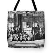 Jewish Life, 18th Century Tote Bag by Granger
