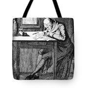 Johann Kaspar Lavater Tote Bag