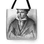 Johannes Bugenhagen Tote Bag