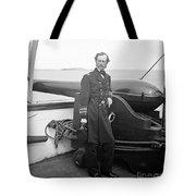 John Dahlgren, American Naval Officer Tote Bag