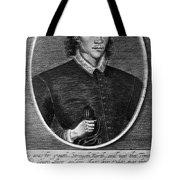 John Donne (1573-1631) Tote Bag
