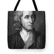 John Locke, English Philosopher, Father Tote Bag