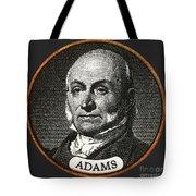 John Quincy Adams, 6th American Tote Bag