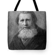 John Ruskin (1819-1900) Tote Bag