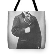 John Wilkes Booth, American Assassin Tote Bag