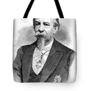 Jos� Zorrilla Y Moral Tote Bag by Granger