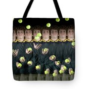 Juggler Tote Bag by Ted Kinsman