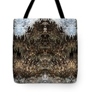 Kathmandu Tote Bag by Christopher Gaston