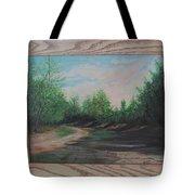 Kayuga Creek Tote Bag