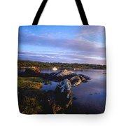 Kenmare Bay, Dunkerron Islands, Co Tote Bag